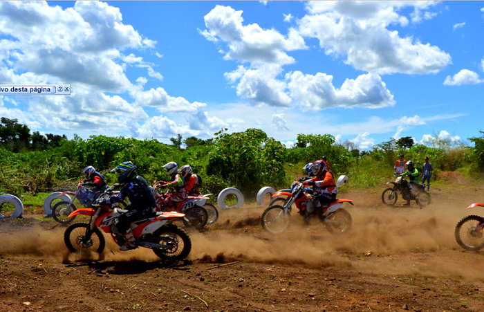 Cross Country abre Cronograma Oficial da festa do Município de Vila Rica