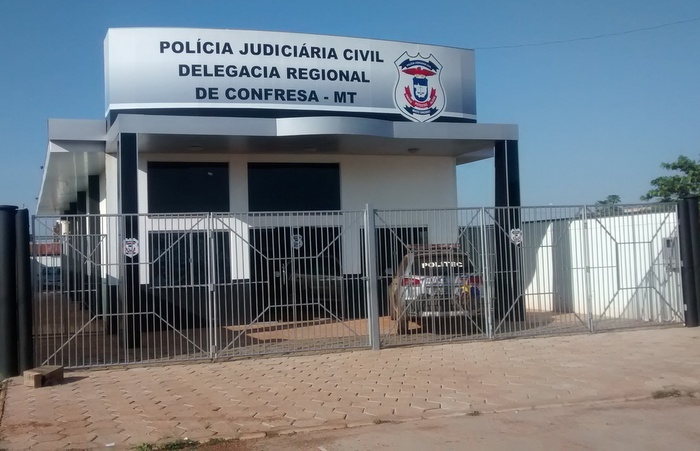Foragido por estupro de vulnerável no Distrito Federal é preso no interior de MT